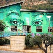 Murale DavidDiavùVecchiato
