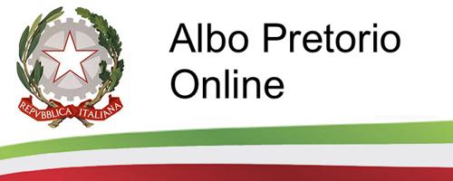 Albo Pretorio